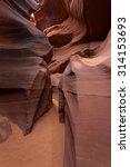 gorgeous hike through lower...   Shutterstock . vector #314153693