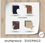 business icons set   isolated... | Shutterstock .eps vector #314194613