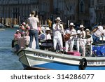 venice  italy   september 6 ... | Shutterstock . vector #314286077