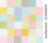 Baby Shower Poster, Vector Illustration | Shutterstock vector #314338343