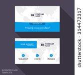 vector design modern creative... | Shutterstock .eps vector #314472317