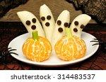 Healthy Halloween Treats ...