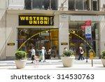 new york  new york  usa   may 1 ... | Shutterstock . vector #314530763