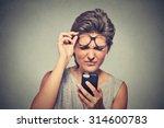 Closeup Portrait Headshot Youn...