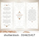 luxury banners collection.... | Shutterstock .eps vector #314621417