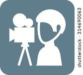 camera  photographer  man icon...   Shutterstock .eps vector #314690063