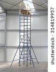 mobile scaffold tower platform...
