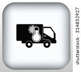 delivery sign icon | Shutterstock .eps vector #314852927