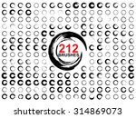 vector very large collection or ... | Shutterstock .eps vector #314869073