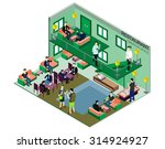 illustration of info graphic...   Shutterstock .eps vector #314924927