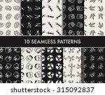 doodle school icons | Shutterstock .eps vector #315092837