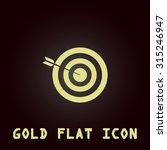 successful shoot. gold flat...