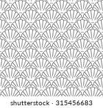 sea shell seamless pattern ...   Shutterstock .eps vector #315456683