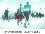 abstract image of business... | Shutterstock . vector #315491657