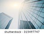 modern architecture | Shutterstock . vector #315497747