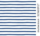hand drawn sailor stripes...