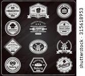 vintage design premium quality... | Shutterstock . vector #315618953