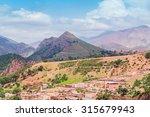 high atlas mountains  morocco ...   Shutterstock . vector #315679943