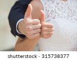wedding rings | Shutterstock . vector #315738377