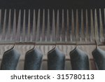 forks picture for art texture... | Shutterstock . vector #315780113