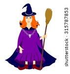illustration on the theme of... | Shutterstock .eps vector #315787853