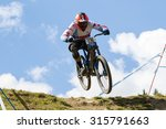 val di sole  italy   22 august... | Shutterstock . vector #315791663