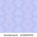 abstract seamless pattern in... | Shutterstock .eps vector #315839393