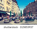 geneva  switzerland   april 10  ...   Shutterstock . vector #315853937