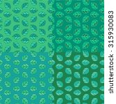 set of seamless pattern.... | Shutterstock .eps vector #315930083