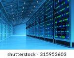 networking communication... | Shutterstock . vector #315953603