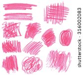 hand drawing sketches  strokes...   Shutterstock .eps vector #316002083