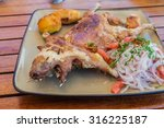 Roasted Guinea Pig  Traditiona...