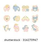 cute zodiac design.   Shutterstock .eps vector #316270967