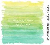light love green yellow vintage ... | Shutterstock .eps vector #316271153
