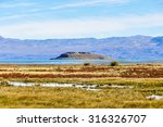 Постер, плакат: Scenery around El Calafate