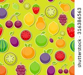 seamless pattern background... | Shutterstock .eps vector #316386563