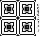 stylized vector texture.... | Shutterstock .eps vector #316408823