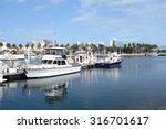 long beach  ca   february 21 ... | Shutterstock . vector #316701617