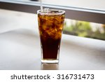glass of soda | Shutterstock . vector #316731473