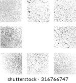 grunge urban background.texture ... | Shutterstock .eps vector #316766747