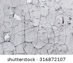 abstract concrete  weathered... | Shutterstock . vector #316872107