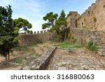 the venetian castle of... | Shutterstock . vector #316880063