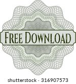 free download abstract rosette