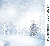 christmas card | Shutterstock . vector #316918367
