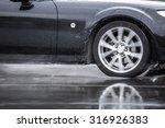 rain on the roads | Shutterstock . vector #316926383
