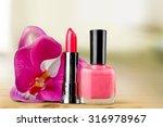 make up cosmetics. | Shutterstock . vector #316978967