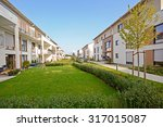 New Residential Buildings With...