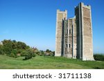 Tenth Century Orford Castle In...