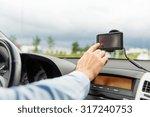 transport  business trip ... | Shutterstock . vector #317240753