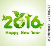 Happy New Year 2016 Background...